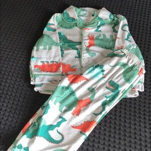 Just One You by Carter's Toddler Dinosaur Pajamas